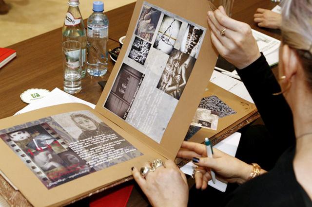 Смотр молодых дизайнеров на конкурсе Be Next в Грузии (фото 9)