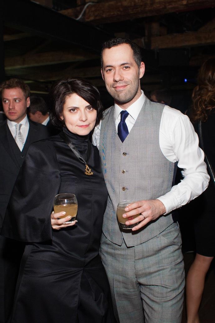 Лили и Михаил Идовы