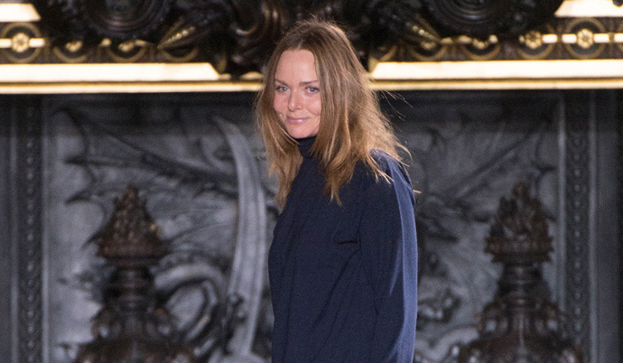 Обзор Buro 24/7: Stella McCartney, осень-зима 2013/14
