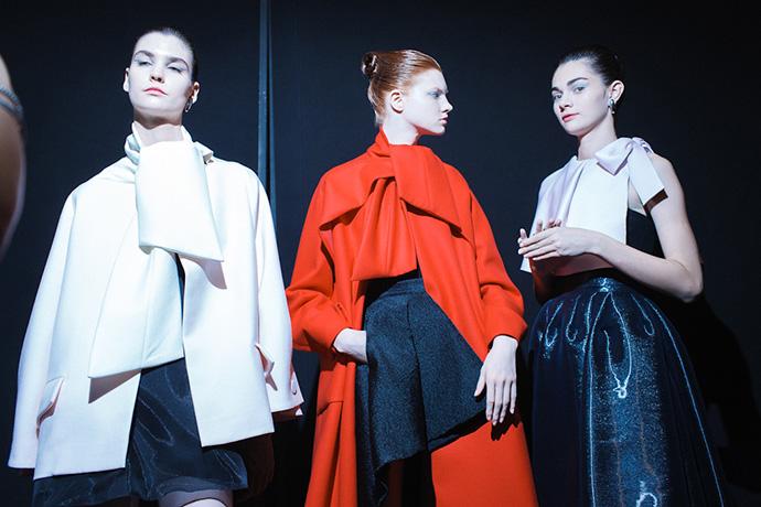 Buro 24/7 за кулисами показа Dior в ГУМе (фото 22)