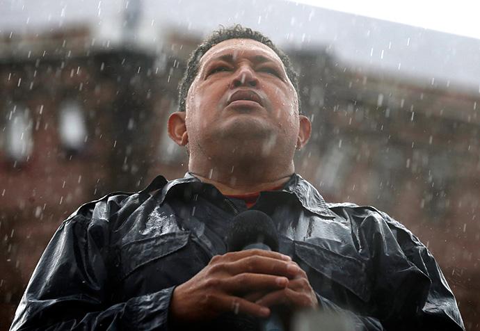 Команданте Чавес: громкие цитаты (фото 1)