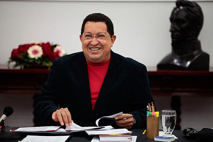 Команданте Чавес: громкие цитаты (фото 3)