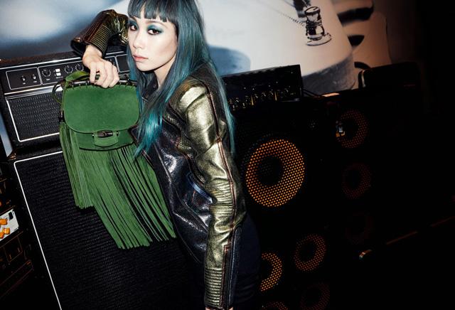 Gucci сотрудничают со знаменитыми девушками-диджеями (фото 7)