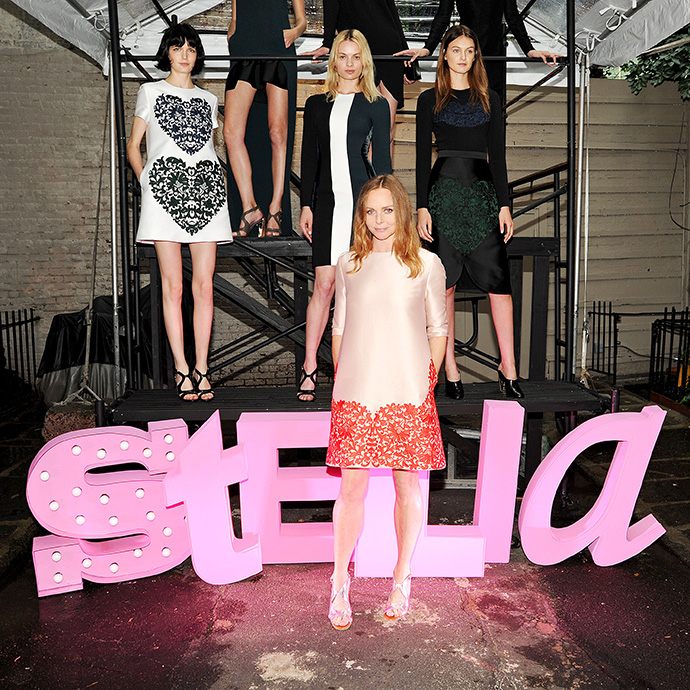 Коллекция Stella McCartney Resort 2014