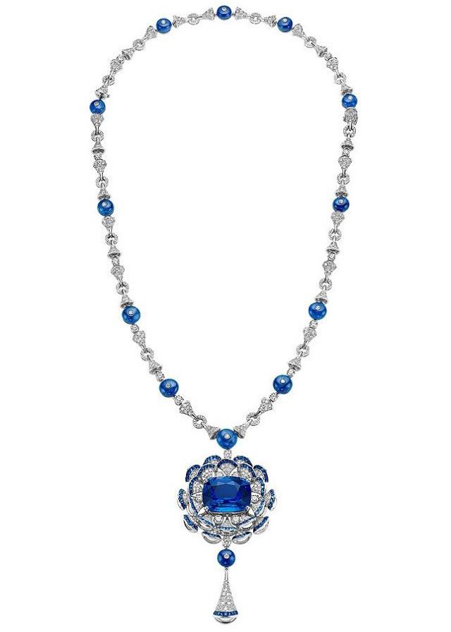 High Jewelry новые ювелирные украшения Bulgari (фото 2) .