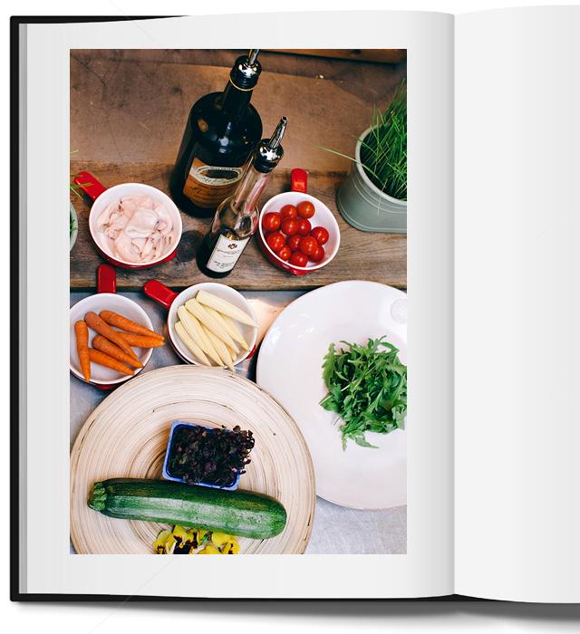 салат с кальмарами в паназиатском стиле от Кристиана Лоренцини (фото 1)