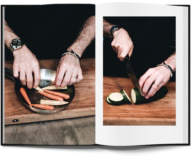 салат с кальмарами в паназиатском стиле от Кристиана Лоренцини (фото 2)