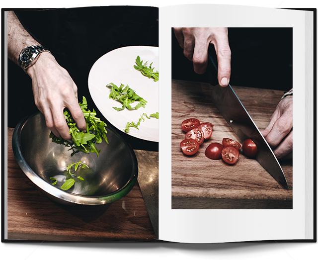 салат с кальмарами в паназиатском стиле от Кристиана Лоренцини (фото 4)
