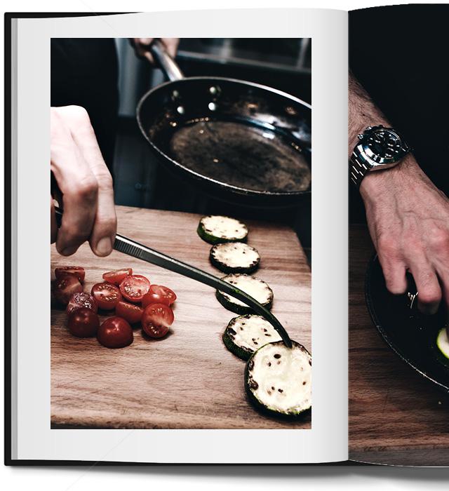 салат с кальмарами в паназиатском стиле от Кристиана Лоренцини (фото 5)