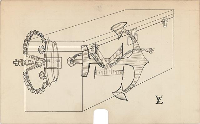 Выставка Louis Vuitton на Красной площади (фото 1)