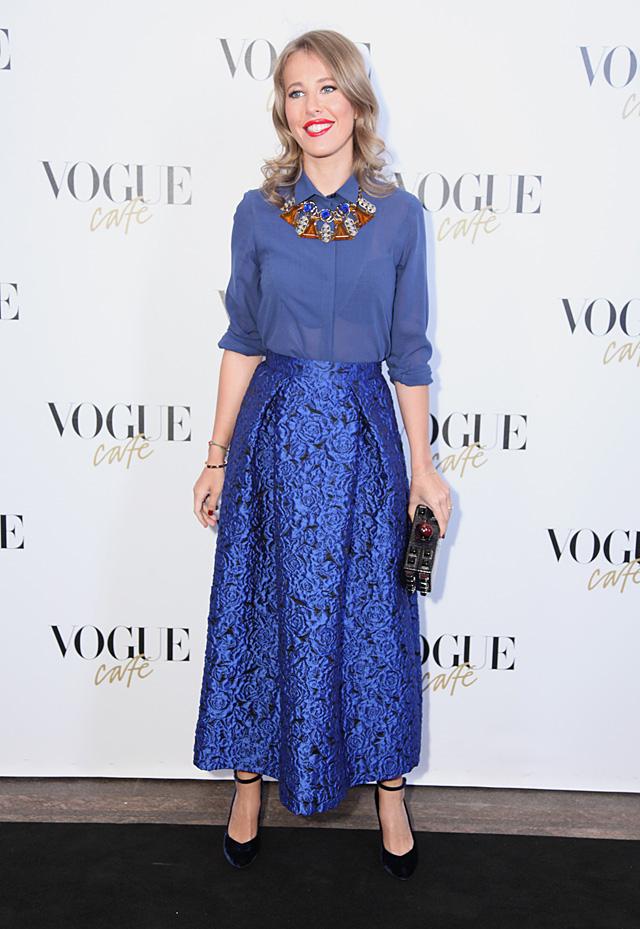 Открытие Vogue Cafe в Киеве (фото 1)