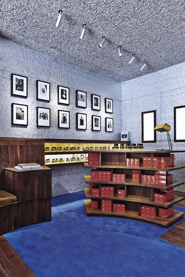 Адрес недели: новый бутик Frédéric Malle в Нью-Йорке (фото 1)