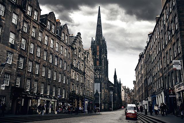 Путевые заметки: Эдинбург (фото 16)