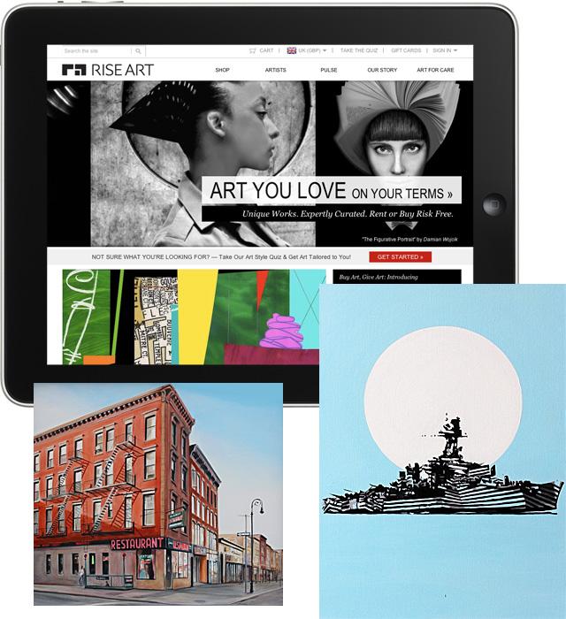 9 лучших онлайн-платформ для покупки искусства (фото 8)