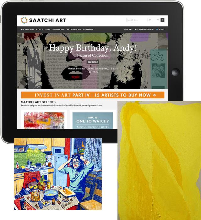 9 лучших онлайн-платформ для покупки искусства (фото 9)