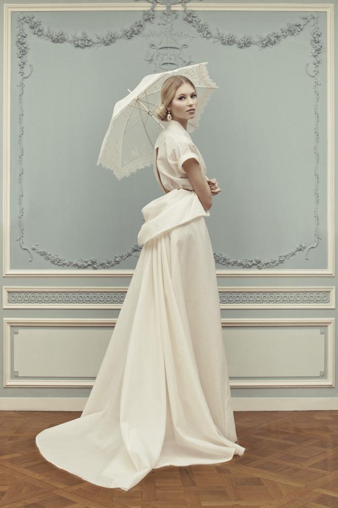 Лукбук коллекции Ulyana Sergeenko Couture весна-лето 2013 (фото 3)