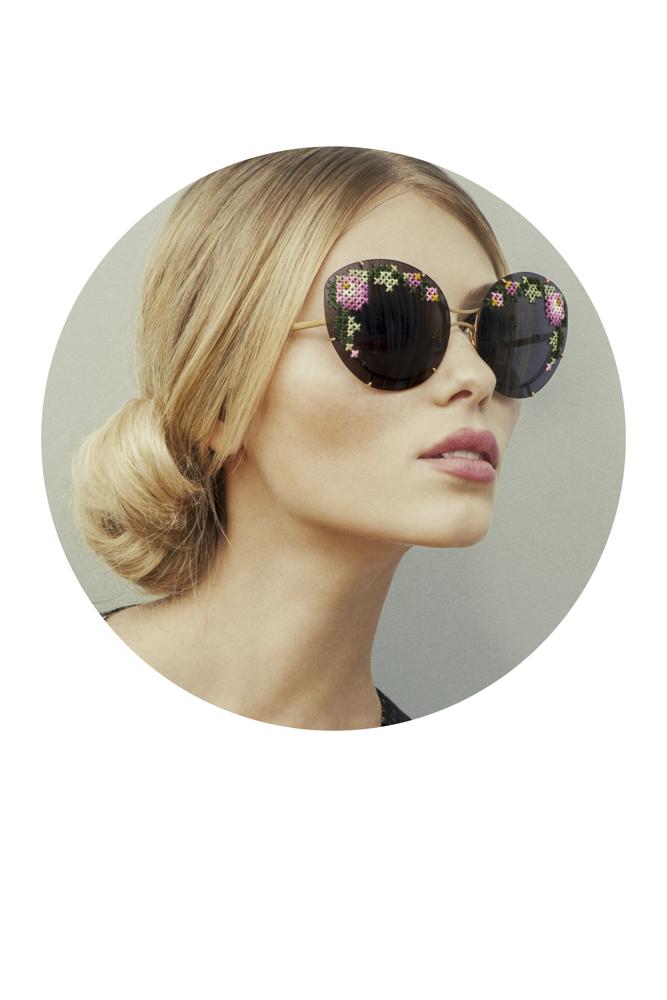 Лукбук коллекции Ulyana Sergeenko Couture весна-лето 2013 (фото 6)