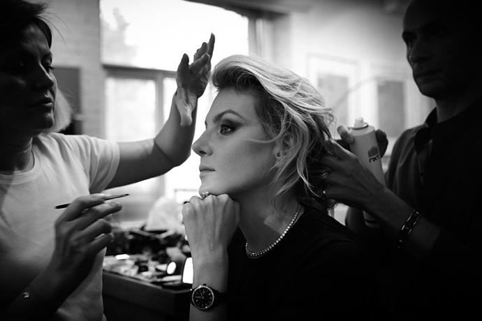 Рената Литвинова в съемке Buro 24/7 x Gucci (фото 6)