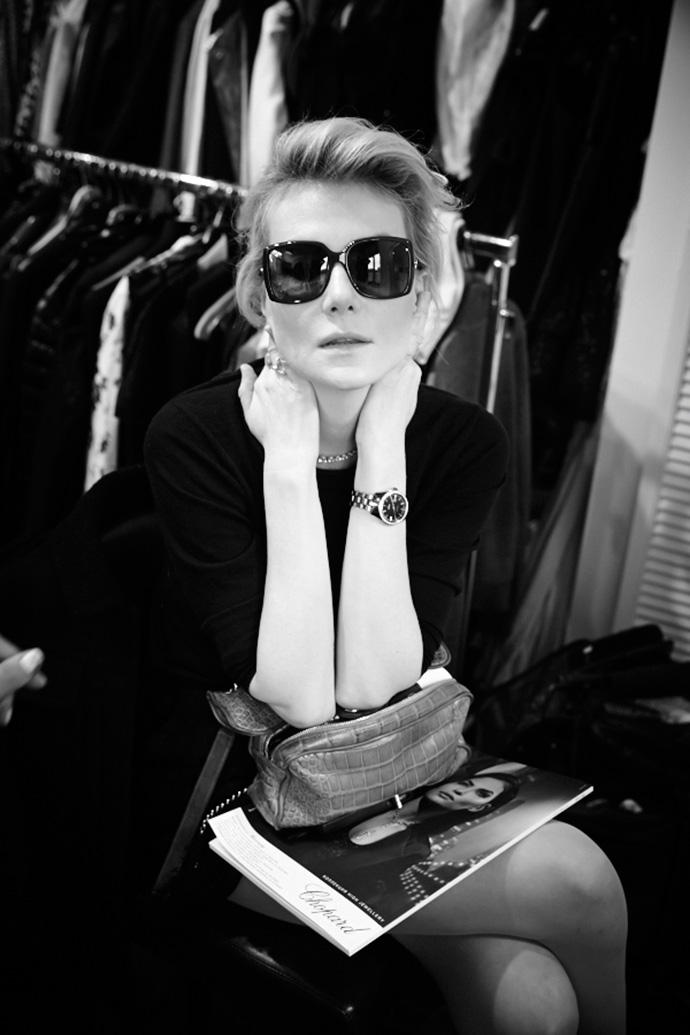 Рената Литвинова в съемке Buro 24/7 x Gucci (фото 9)
