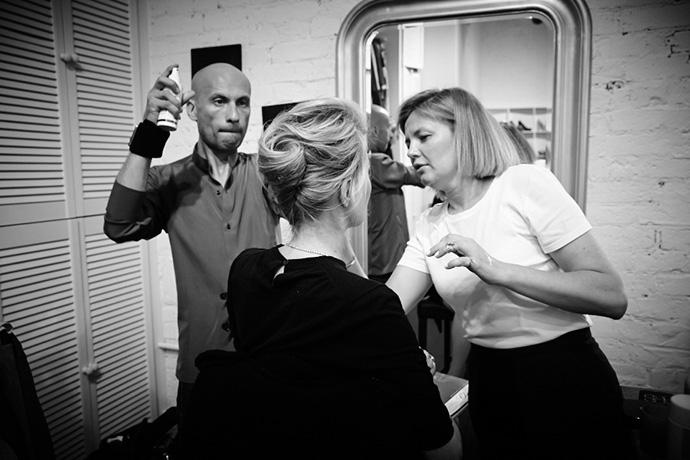 Рената Литвинова в съемке Buro 24/7 x Gucci (фото 7)