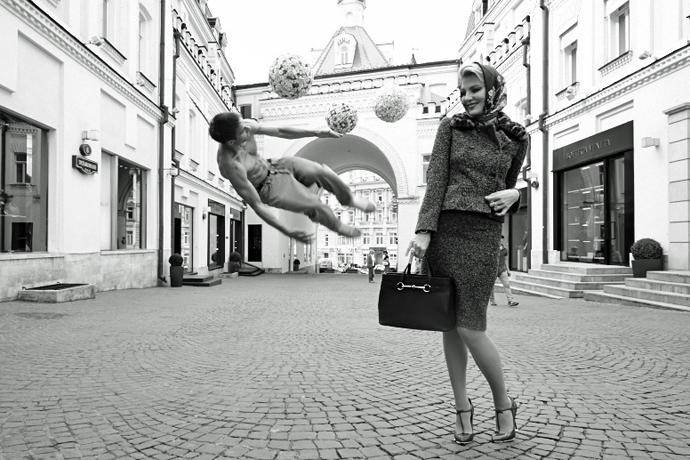 Рената Литвинова в съемке Buro 24/7 x Gucci (фото 1)