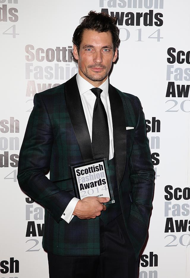 Гости премии The Scottish Fashion Awards (фото 5)