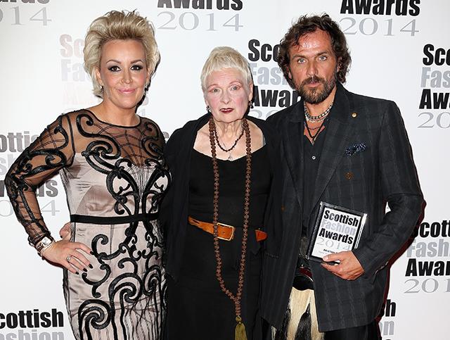 Гости премии The Scottish Fashion Awards (фото 4)