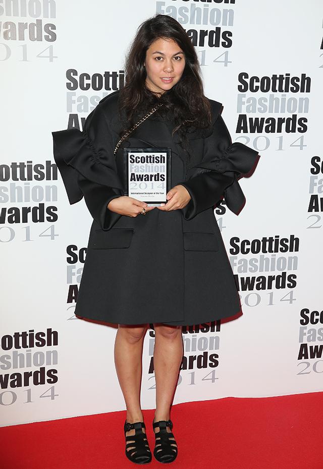 Гости премии The Scottish Fashion Awards (фото 2)