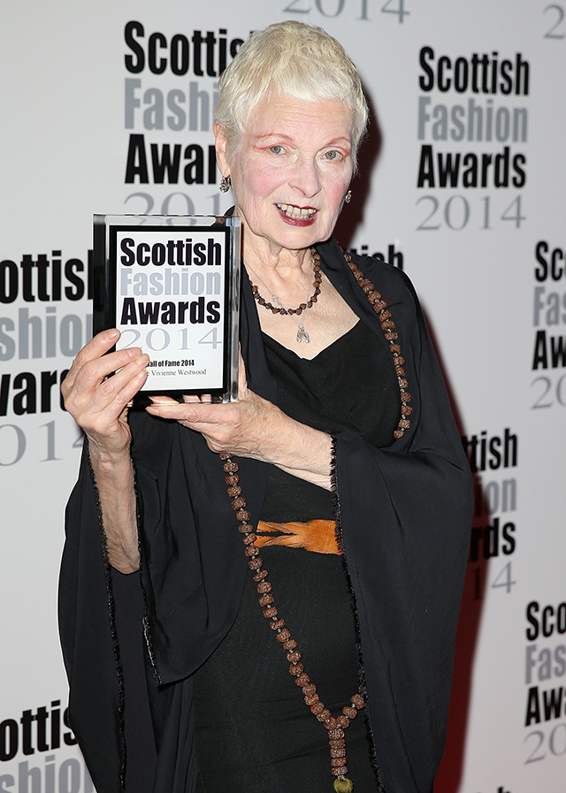 Гости премии The Scottish Fashion Awards (фото 1)