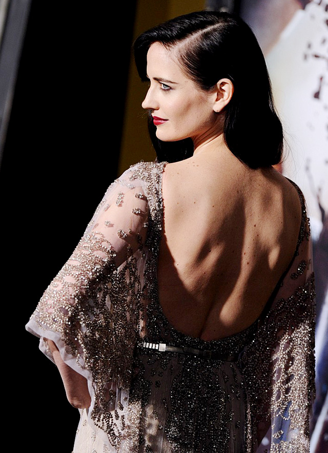 Girl of the week: Eva Green (7 photos)