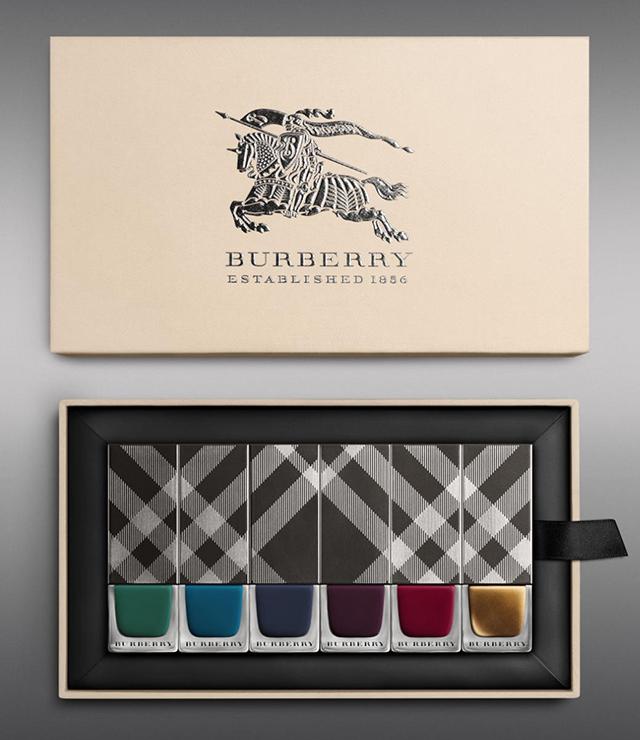 Осенняя коллекция макияжа Bloomsbury Girls от Burberry (фото 3)