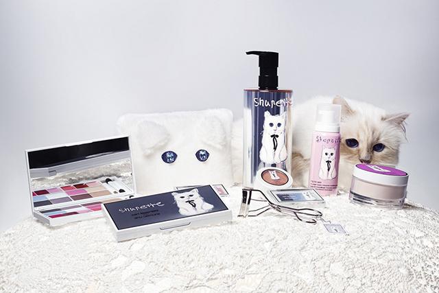 Primo sguardo: collezione make-up da gatto Lagerfeld (foto 1)
