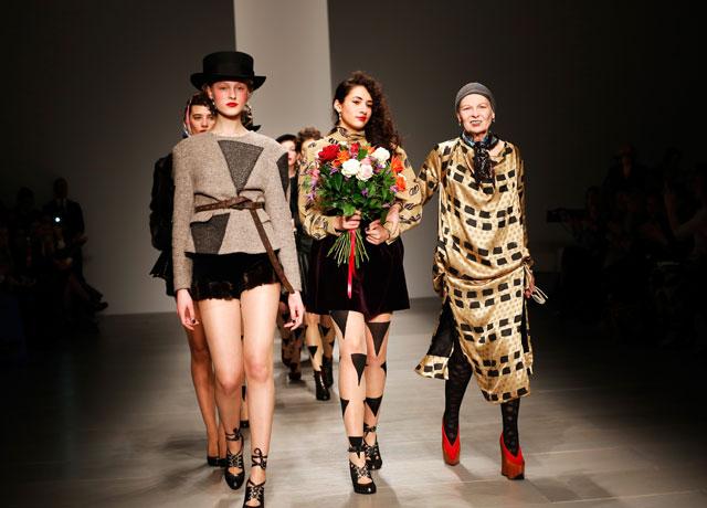 Вивьен Вествуд получит награду The Scottish Fashion Awards (фото 1)