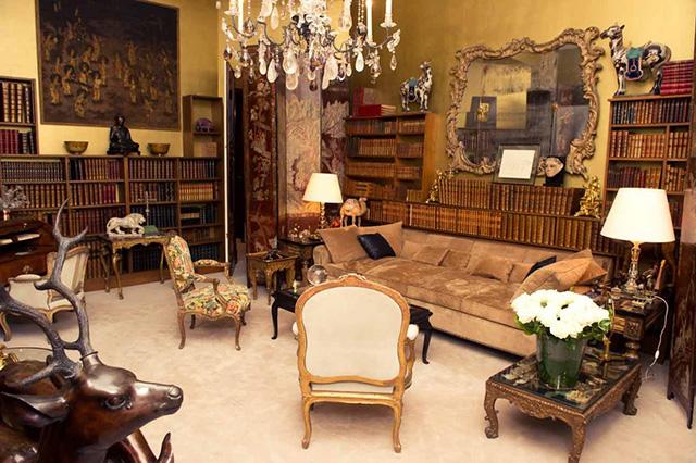 Фотовыставка знаменитой квартиры Коко Шанель в Saatchi Gallery (фото 3)