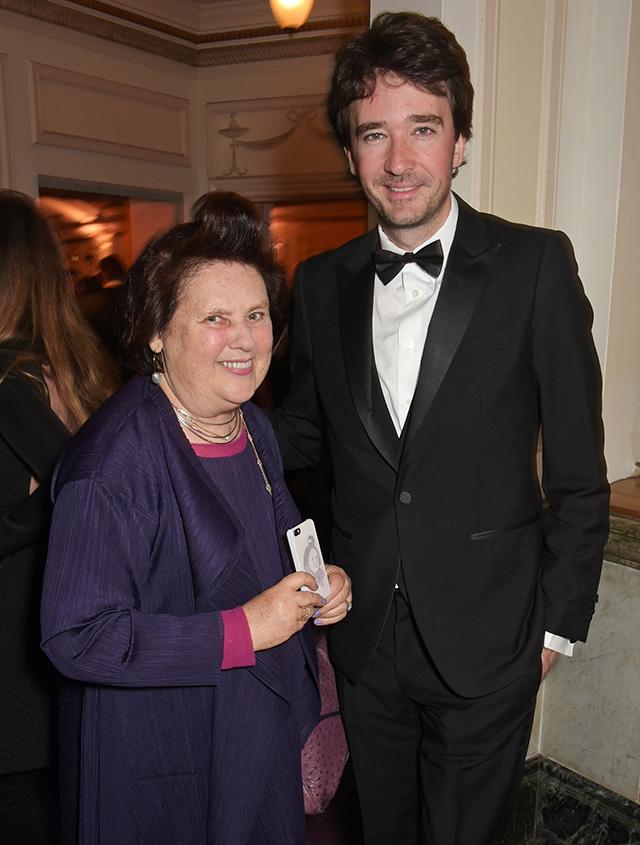Благотворительный вечер Натальи Водяновой и Дианы Вишневой (фото 2)