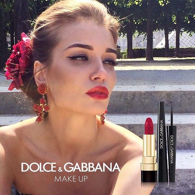 Dolce & Gabbana запустил в социальных сетях бьюти-кампанию (фото 1)