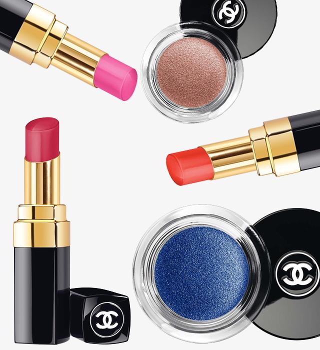Сила макияжа: лучшие образы весенних коллекций (фото 1)