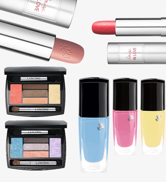 Сила макияжа: лучшие образы весенних коллекций (фото 4)