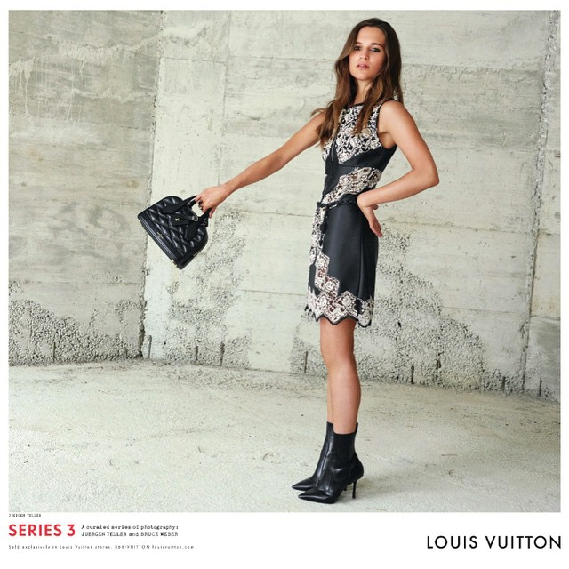 Дженнифер Коннелли, Алисия Викандер и Фернанда Ли в рекламной кампании Louis Vuitton (фото 3)