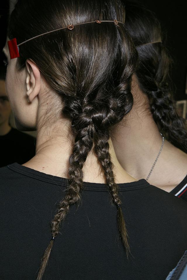 Тенденция: сложносочиненные косы (фото 3)