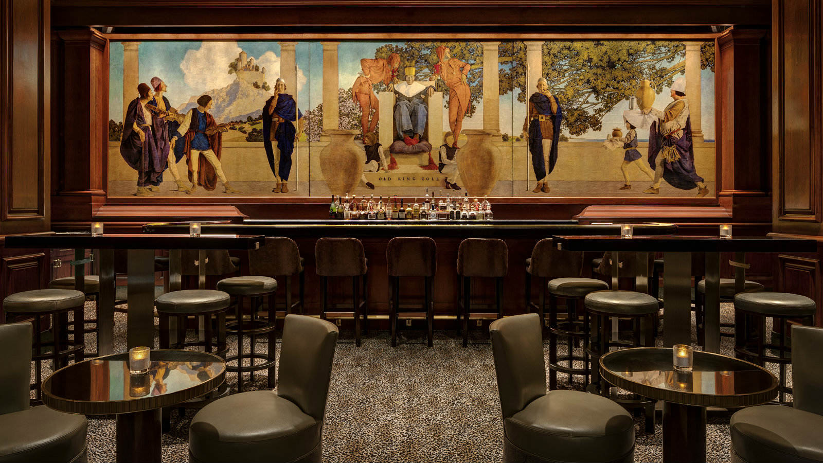 King Cole Bar, The St. Regis New York