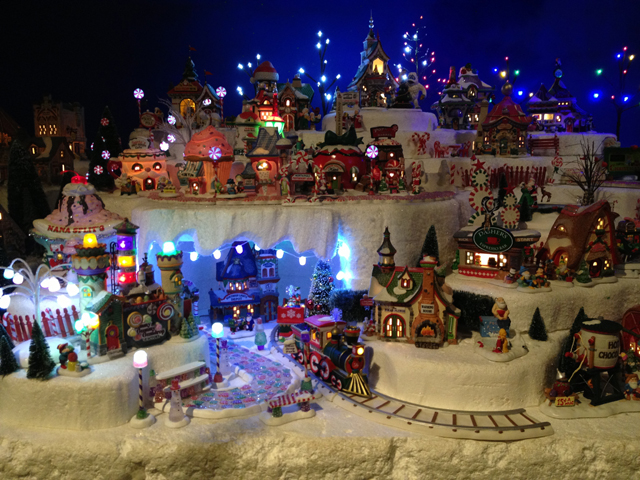 Волшебство Yankee Candle Village (фото 4)