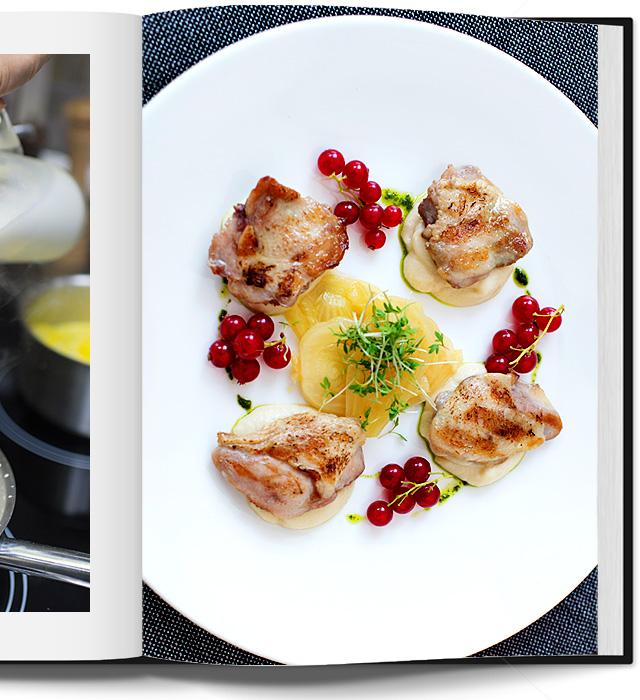 Блюдо недели: перепелка с пюре из сельдерея от Павла Заварзина (фото 11)