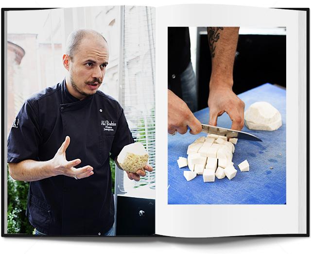 Блюдо недели: перепелка с пюре из сельдерея от Павла Заварзина (фото 6)