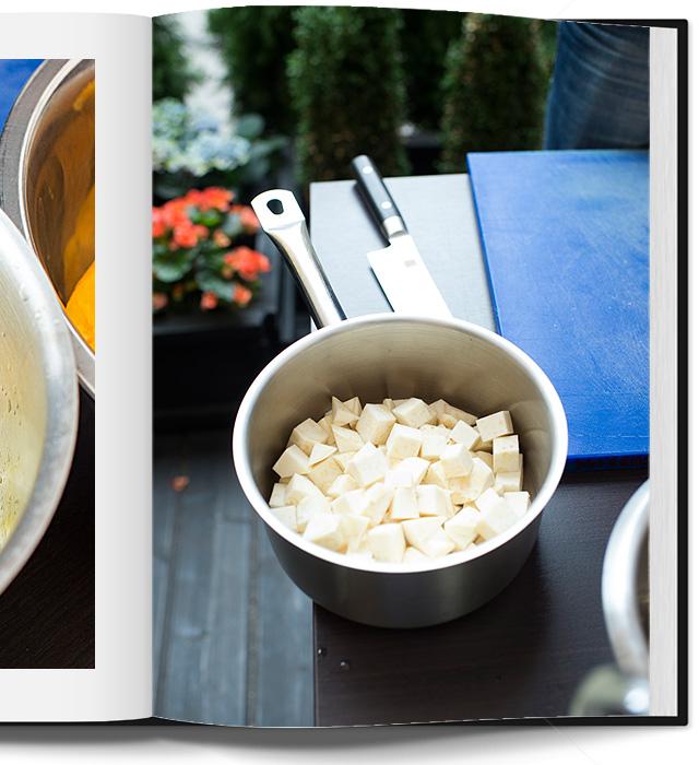 Блюдо недели: перепелка с пюре из сельдерея от Павла Заварзина (фото 7)