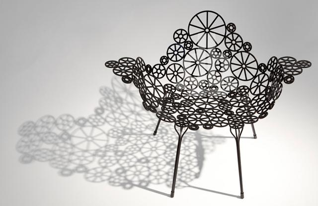 Ажурная мебель от Фернандо и Умберто Кампана на iSaloni (фото 2)