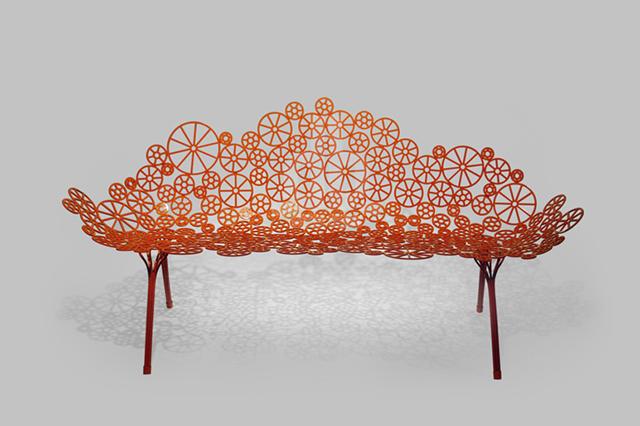 Ажурная мебель от Фернандо и Умберто Кампана на iSaloni (фото 1)