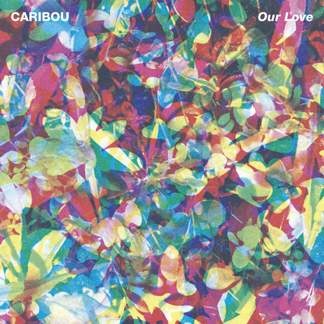 "Обложка альбома Caribou — ""Our Love"""