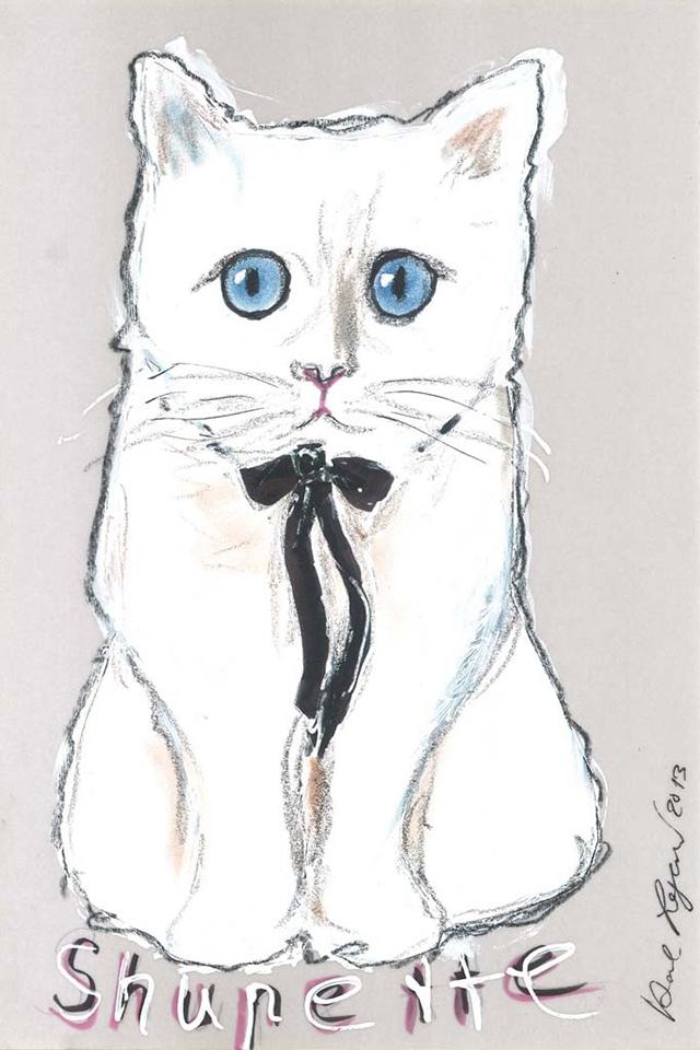 """Кошка Карла Лагерфельда выпускает книгу о своей """"частной жизни"""" (фото 2)"""