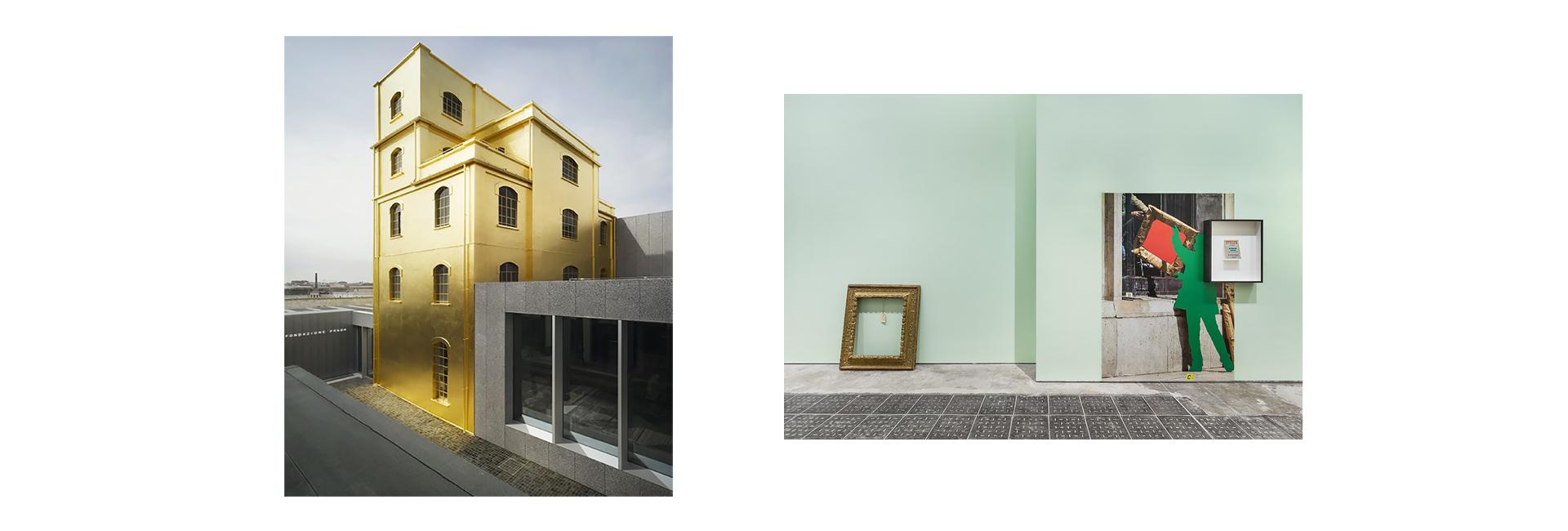 Как устроены частные музеи Louis Vuitton и Prada (фото 3)